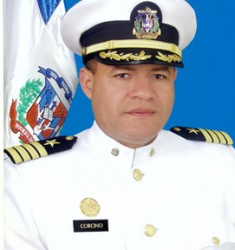 Cap. de Nav. JOSE DAVID CORCINO POLANCO