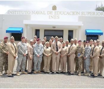 Clausura del Curso de Asuntos Civiles y Operaciones de Información, en el Curso Básico de Estado Mayor, en la (EGCEMN).