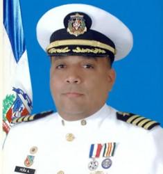 Cap. de Nav. MIGUEL E. PEÑA ACOSTA